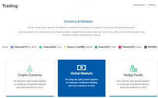 CreditEUBank crypto trading services
