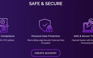 Bitnomics security features